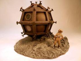 卡沃尔物质球