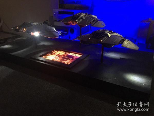 太空堡垒卡拉狄加3 赛隆侵略机