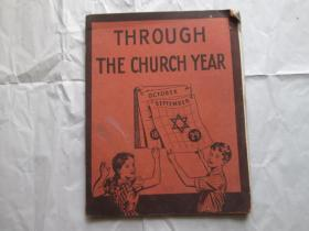 THROUGH THE CHURCH YEAR