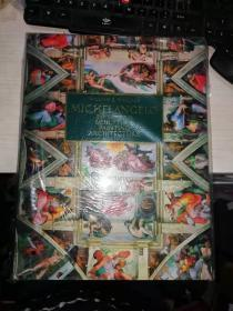 Michelangelo:The Complete Sculpture, Painting, Architecture(未拆封)