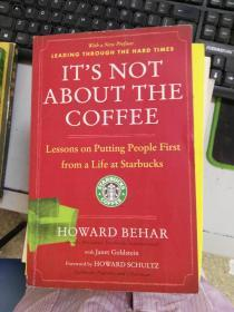 (正版5)Its Not About the Coffee:Lessons on Putting People First from a Life at Starbucks9781591842729