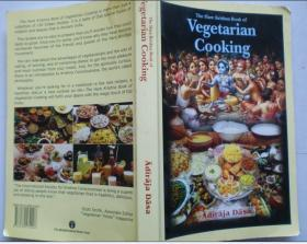 The Hare Krishna Book of Vegetarian Cooking /