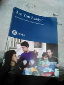 Are You Ready?: An In-depth Guide To Citizen Preparedness
