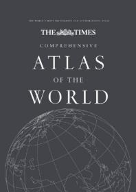 英国原版 泰晤士 世界综合地图集 The Times Comprehensive Atlas of the World 13th Edition 第13版