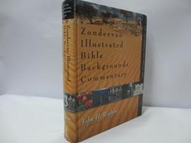 Zondervan Illustrated Bible Backgrounds Commentary 3