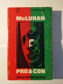McLuhan: Pro and Con