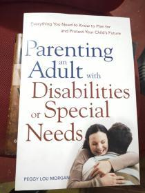 Parenting an Adult with Disabilities or Special