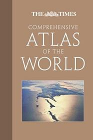 英国原版 泰晤士 世界综合地图集 The Times Comprehensive Atlas of the World 12th Edition 第12版