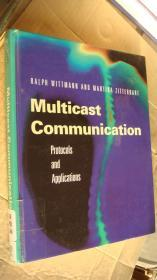 Multicast Communication:Protocols and Applications 多址通信:協議和應用 英文原版 精装12开 品好未阅 较重