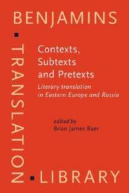 Contexts, Subtexts And Pretexts