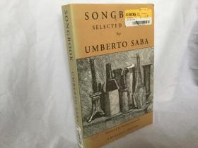 翁贝托·萨巴诗集  Songbook : Selected Poems from the Canzoniere of Umberto Saba