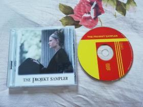 THE PROJEKT SAMPLER CD