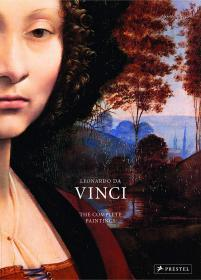 英文原版画册 Leonardo da Vinci: The Complete Paintings in Detail 达芬奇全集 画集