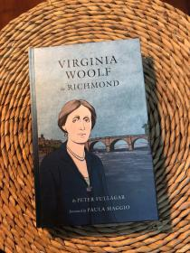 《Virginia Woolf in Richmond》英文原版