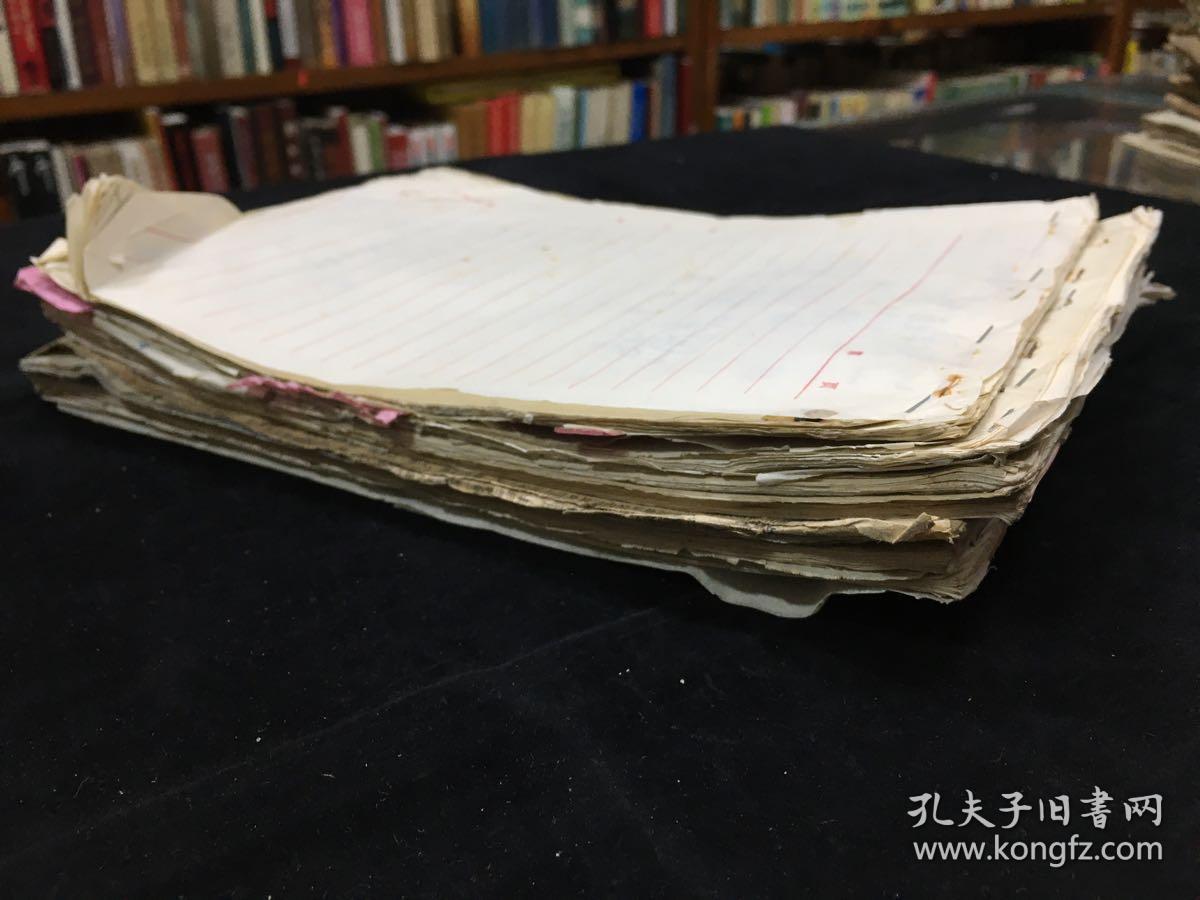 京剧稀见资料:传统京剧剧本《樊梨花》头本 三