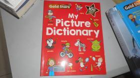 Gold Stars My Picture Dictionary  两本合售