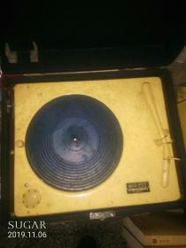 老中華牌電唱機(206型)