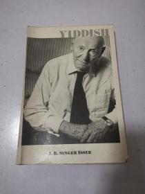 Yiddish 英文原版