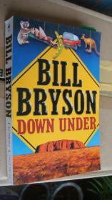Down Under (Bill Bryson  著)英文原版大32开