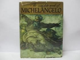 the complete work of : michelangelo