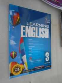 SAP education Learning English  Workbook 3 英文原版