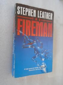 The Fireman by Stephen Leather 英文原版