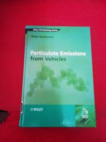 Particulate Emissions from Vehicles【车辆排放的微粒】