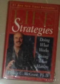 英文原版 LIFE Strategies by Phillip C. McGraw 著 精装大开本