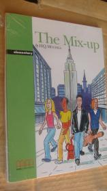 (Elementary) The Mix-up (Pack including reader,activity book, Audio CD) 两本书夹1张CD 塑封未折