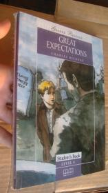 (Graded readers:level 4) GREAT EXPECTATIONS (Pack including reader,activity book, Audio CD) 两本书夹1张CD 塑封未折