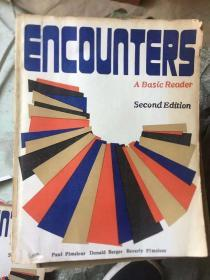 Encounters: A basic reader