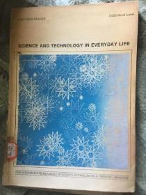 science and technology in everyday life