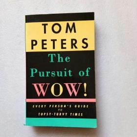 Tom Peters:The Pursuit of Wow!(英文原版)