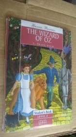 (Graded readers:level 2) THE WIZARD OF OZ (Pack including reader,activity book, Audio CD) 两本书夹1张CD 塑封未折
