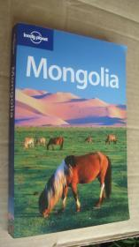 Lonely Planet: Mongolia孤独星球旅行指南:蒙古