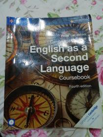 Cambridge IGCSE English as a Second Language Coursebook 附CD平装原版
