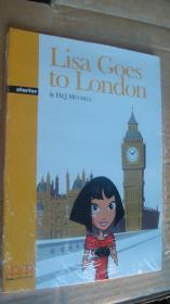 (Starter) Lisa goes to London (Pack including reader,activity book, Audio CD) 两本书夹1张CD 塑封未折