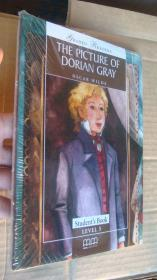 (Graded readers:level 4) THE PICTURE OF DORIAN GRAY (Pack including reader,activity book, Audio CD) 两本书夹1张CD 塑封未折