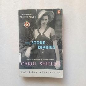 The stone diaries (Winner of the Pulitzer Prize)英文原版