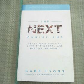 THE NEXT CHRISTIANS(平装库存