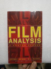 Film Analysis: A Norton Reader 英文原版  诺顿 电影分析 Jeffrey Geiger  , R. L. Rutsky