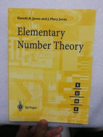 Elementary Number Theory (Springer Undergraduate Mathematics Series)  英文原版 基本数论 琼斯(Gareth A. Jones)