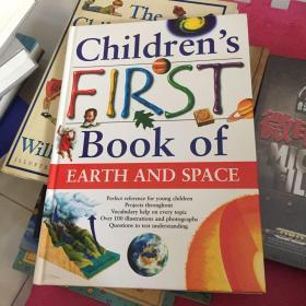 Childrens First Book of EARTH AND SPACE