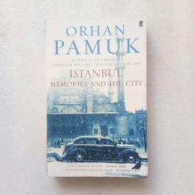 Istanbul:Memories and the City(英文原版)