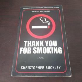 Thank You for Smoking: A Novel(英文原版)