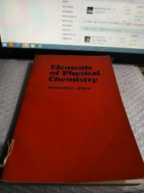elements of physical chemistry.鑻辨枃鐗�.鐗╃悊鍖栧鍩烘湰鍘熺悊