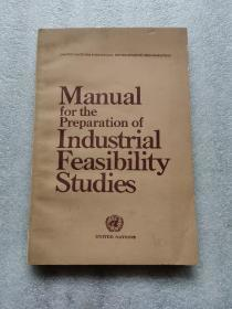 Manual for the Preparation of Industrial Feasibility Studies(看图无争议,)