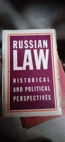 RUSSIAN LAW HISTORICAL AND POLITICAL PE RSRECTIVES