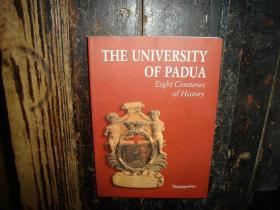 THE UNIVERSITY OF PADUA Eigbt Centuries of History,帕多瓦大学历史悠久