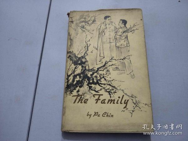 THE FAMILY BY PA chin 家